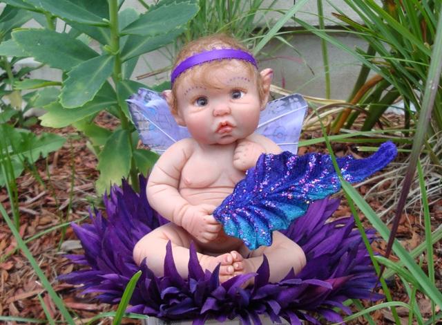 Fairy baby Fidget